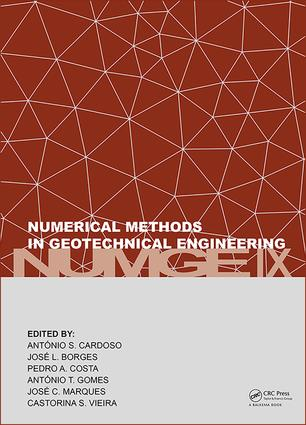Numerical Methods in Geotechnical Engineering IX: Proceedings of the 9th European Conference on Numerical Methods in Geotechnical Engineering (NUMGE 2018), June 25-27, 2018, Porto, Portugal, 1st Edition (Hardback) book cover