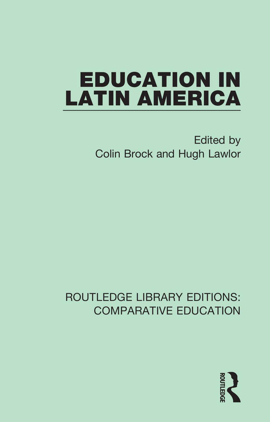 Education in Latin America book cover