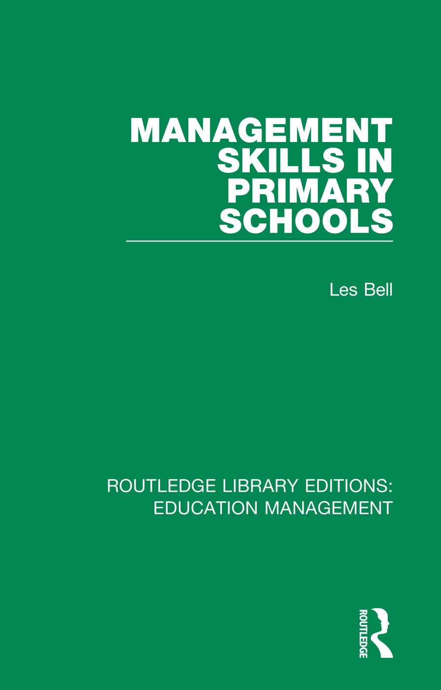Management Skills in Primary Schools book cover