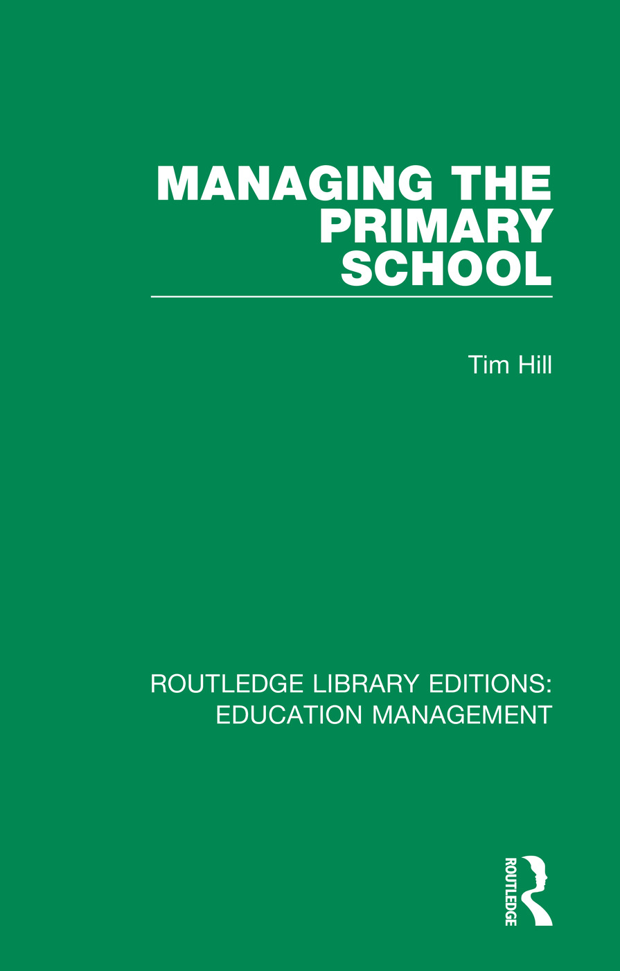 Managing the Primary School book cover