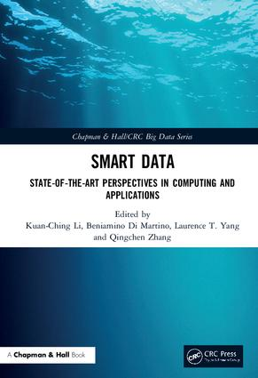 Smart Data: State-of-the-Art Perspectives in Computing and Applications book cover