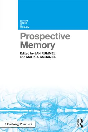 Prospective Memory book cover