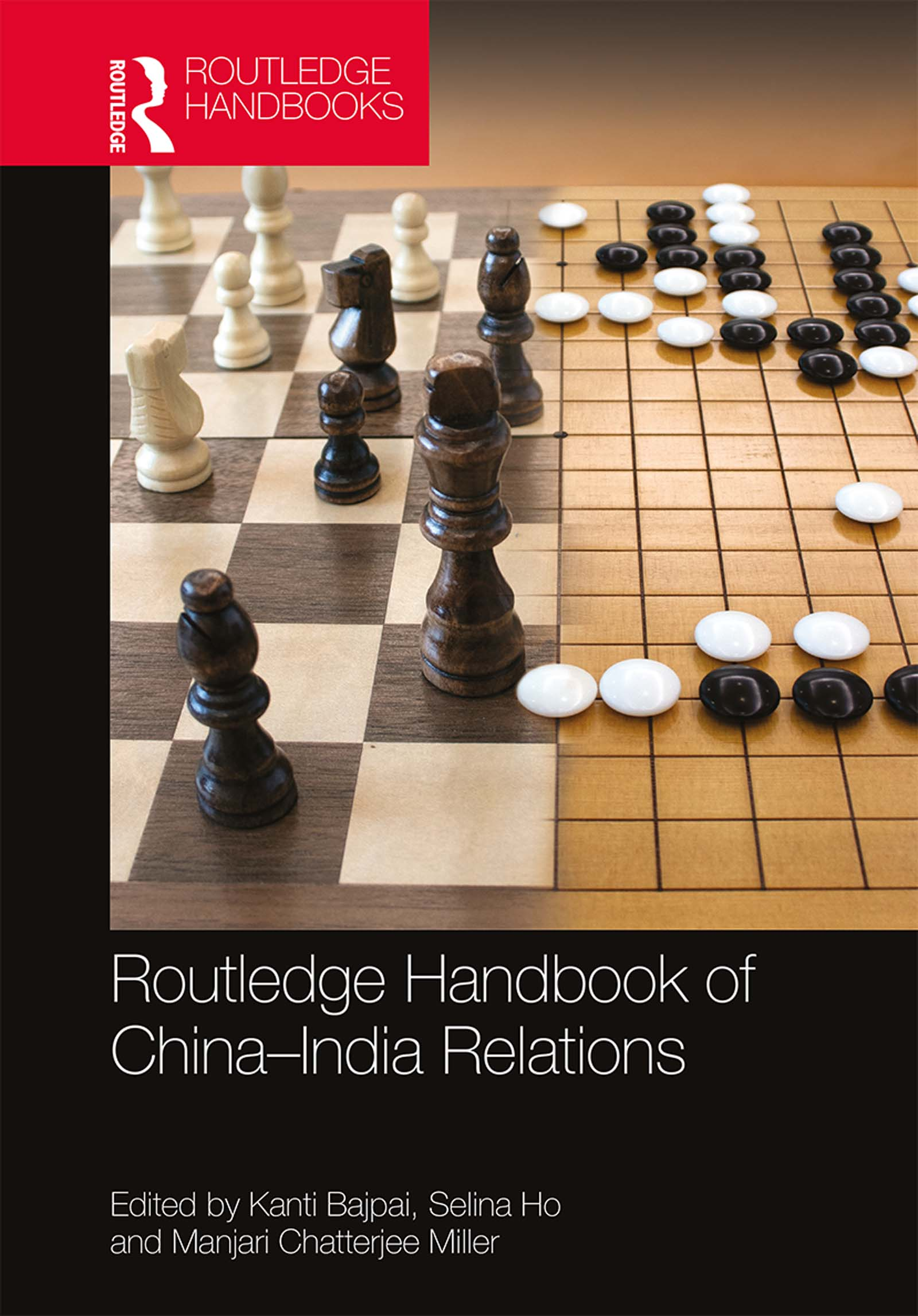 Routledge Handbook of China–India Relations book cover