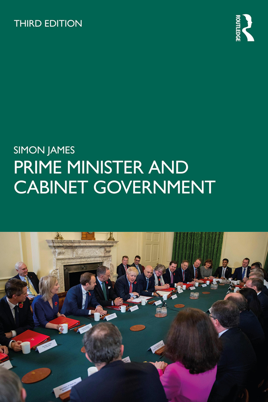 Prime Minister and Cabinet Government book cover