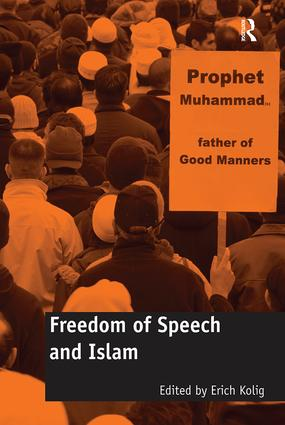Freedom of Speech and Islam book cover