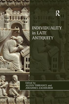 Individuality in Late Antiquity book cover