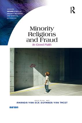 Minority Religions and Fraud: In Good Faith book cover