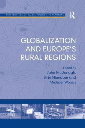 Globalization and Europe's Rural Regions: 1st Edition (Paperback) book cover