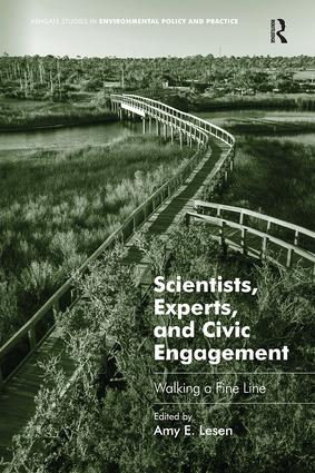 Scientists, Experts, and Civic Engagement