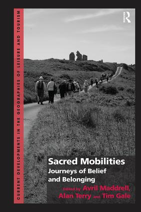 Sacred Mobilities: Journeys of Belief and Belonging, 1st Edition (Paperback) book cover