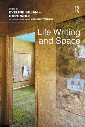 Life Writing and Space: 1st Edition (Paperback) book cover