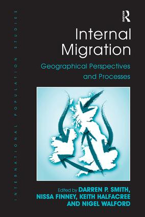 Internal Migration: Geographical Perspectives and Processes, 1st Edition (Paperback) book cover