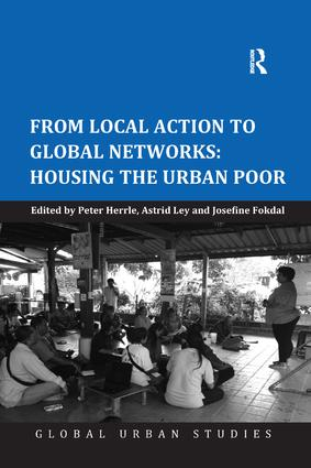 From Local Action to Global Networks: Housing the Urban Poor book cover