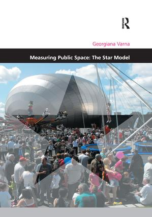 Measuring Public Space: The Star Model: 1st Edition (Paperback) book cover