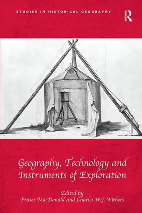 Geography, Technology and Instruments of Exploration: 1st Edition (Paperback) book cover