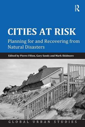 Cities at Risk: Planning for and Recovering from Natural Disasters book cover