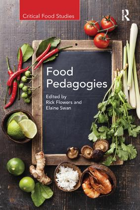 Food Pedagogies: 1st Edition (Paperback) book cover