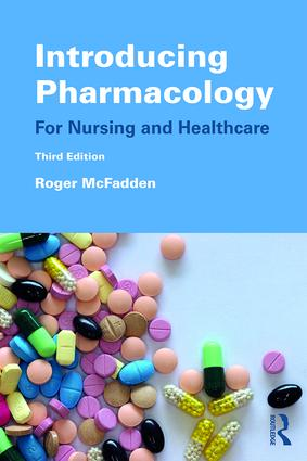 Introducing Pharmacology: For Nursing and Healthcare book cover