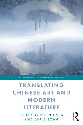 Translating Chinese Art and Modern Literature book cover