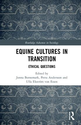 Equine Cultures in Transition: Ethical Questions book cover