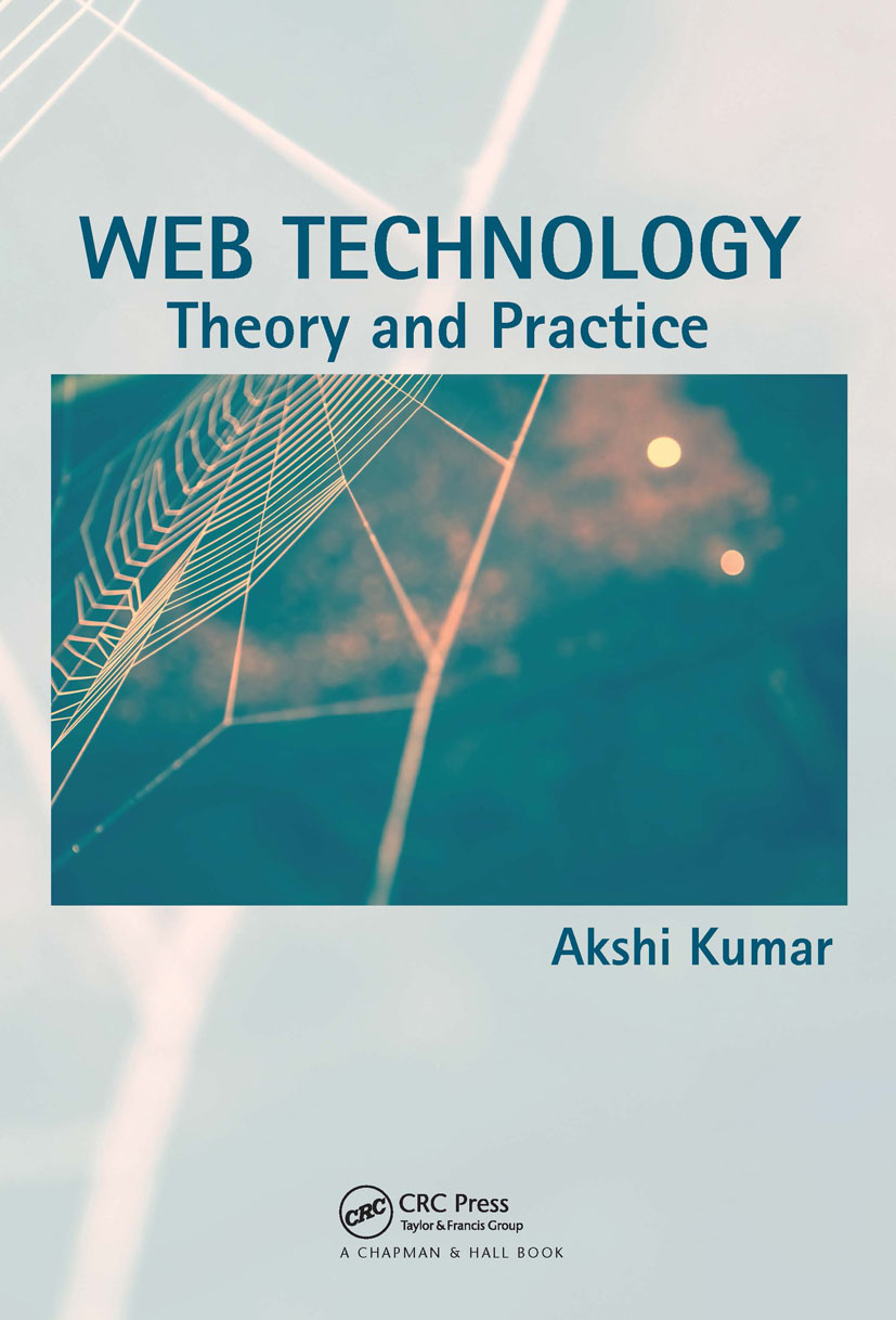 Web Technology: Theory and Practice book cover