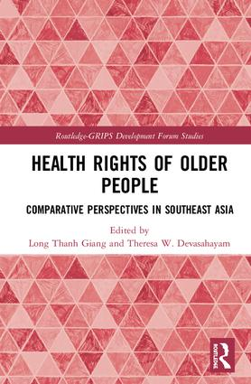 Health Rights of Older People: Comparative Perspectives in Southeast Asia, 1st Edition (e-Book) book cover