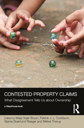 Contested Property Claims: What Disagreement Tells Us About Ownership book cover