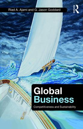Global Business: Competitiveness and Sustainability book cover