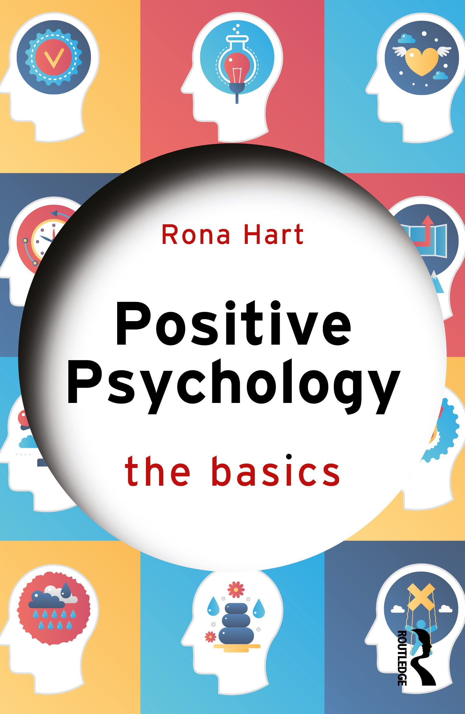 Positive Psychology: The Basics book cover