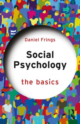 Social Psychology: The Basics book cover