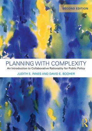 Planning with Complexity: An Introduction to Collaborative Rationality for Public Policy book cover