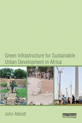 Green Infrastructure for Sustainable Urban Development in Africa: 1st Edition (Paperback) book cover