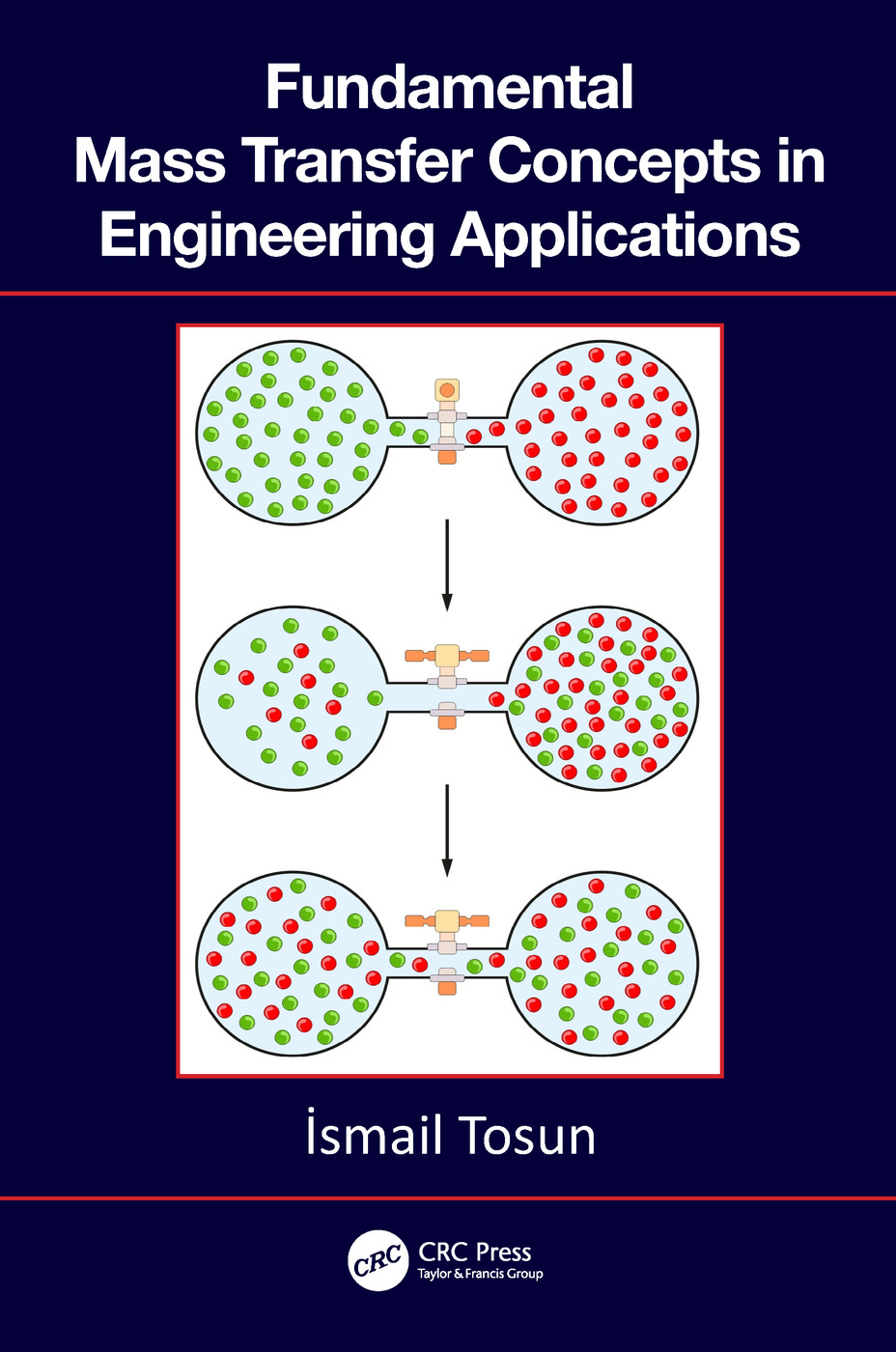 Fundamental Mass Transfer Concepts in Engineering Applications: 1st Edition (Hardback) book cover