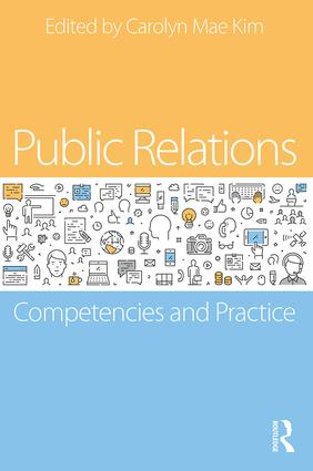 Public Relations: Competencies and Practice book cover