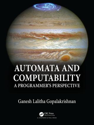 Automata and Computability: A Programmer's Perspective book cover