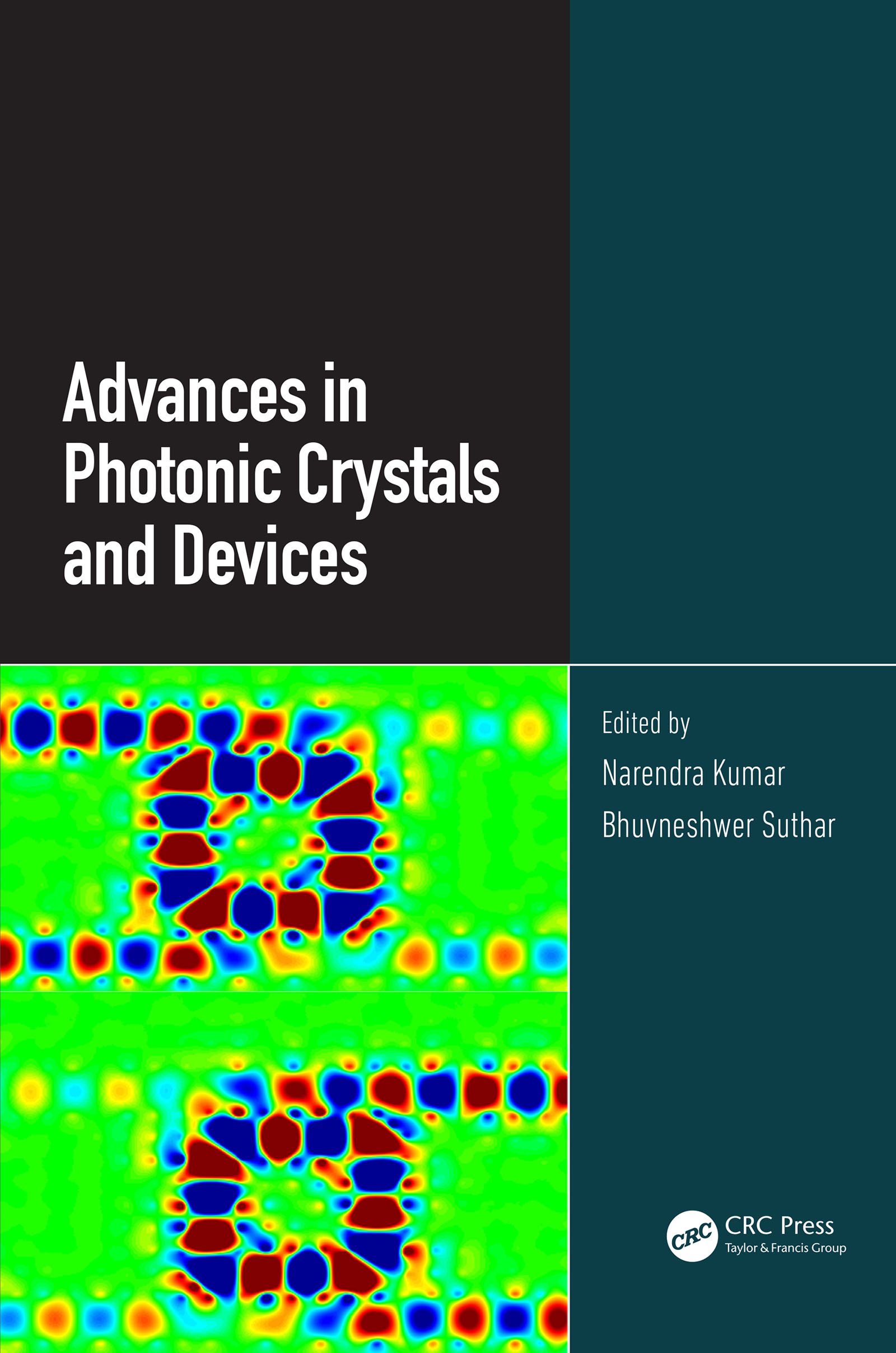 Advances in Photonic Crystals and Devices book cover
