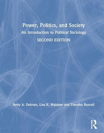 Power, Politics, and Society: An Introduction to Political Sociology book cover