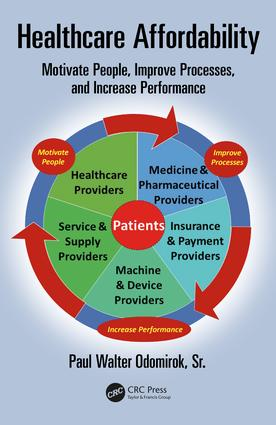 Healthcare Affordability: Motivate People, Improve Processes, and Increase Performance book cover
