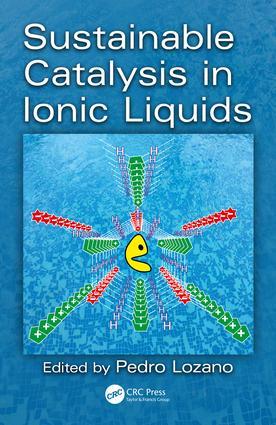 Sustainable Catalysis in Ionic Liquids book cover