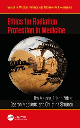 Ethics for Radiation Protection in Medicine book cover