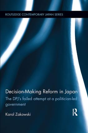 Decision-Making Reform in Japan