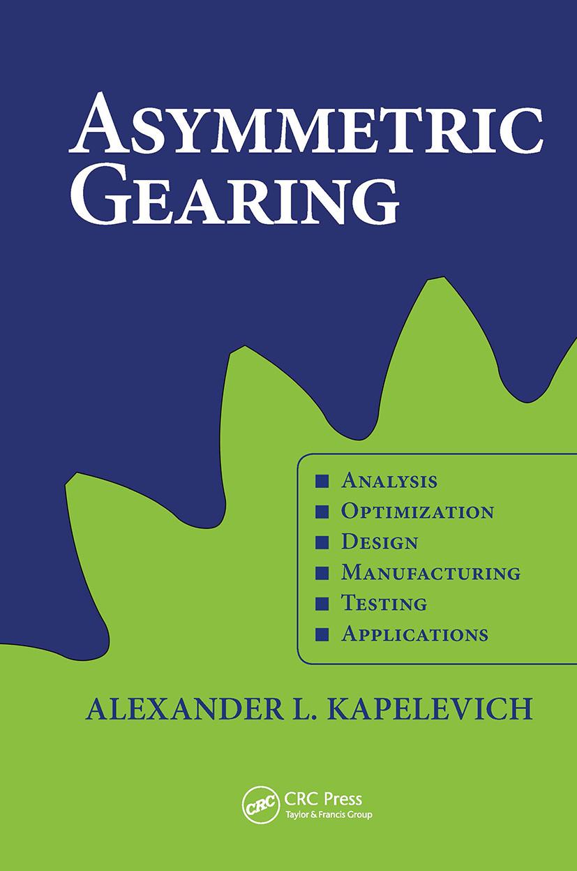 Asymmetric Gearing: 1st Edition (Hardback) book cover