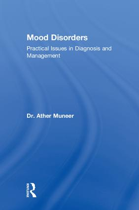 Pathogenesis of Mood Disorders