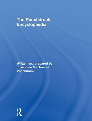 The Punchdrunk Encyclopaedia book cover
