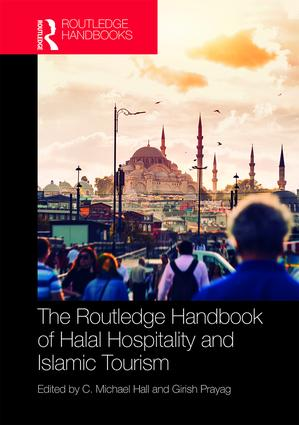 Routledge Handbook of Halal Hospitality and Islamic Tourism book cover