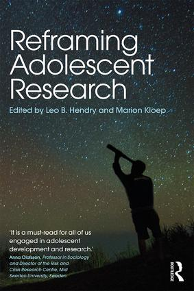 Reframing Adolescent Research