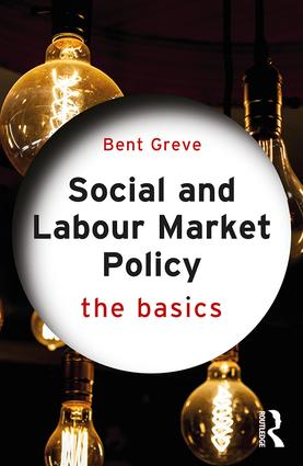 Social and Labour Market Policy: The Basics book cover