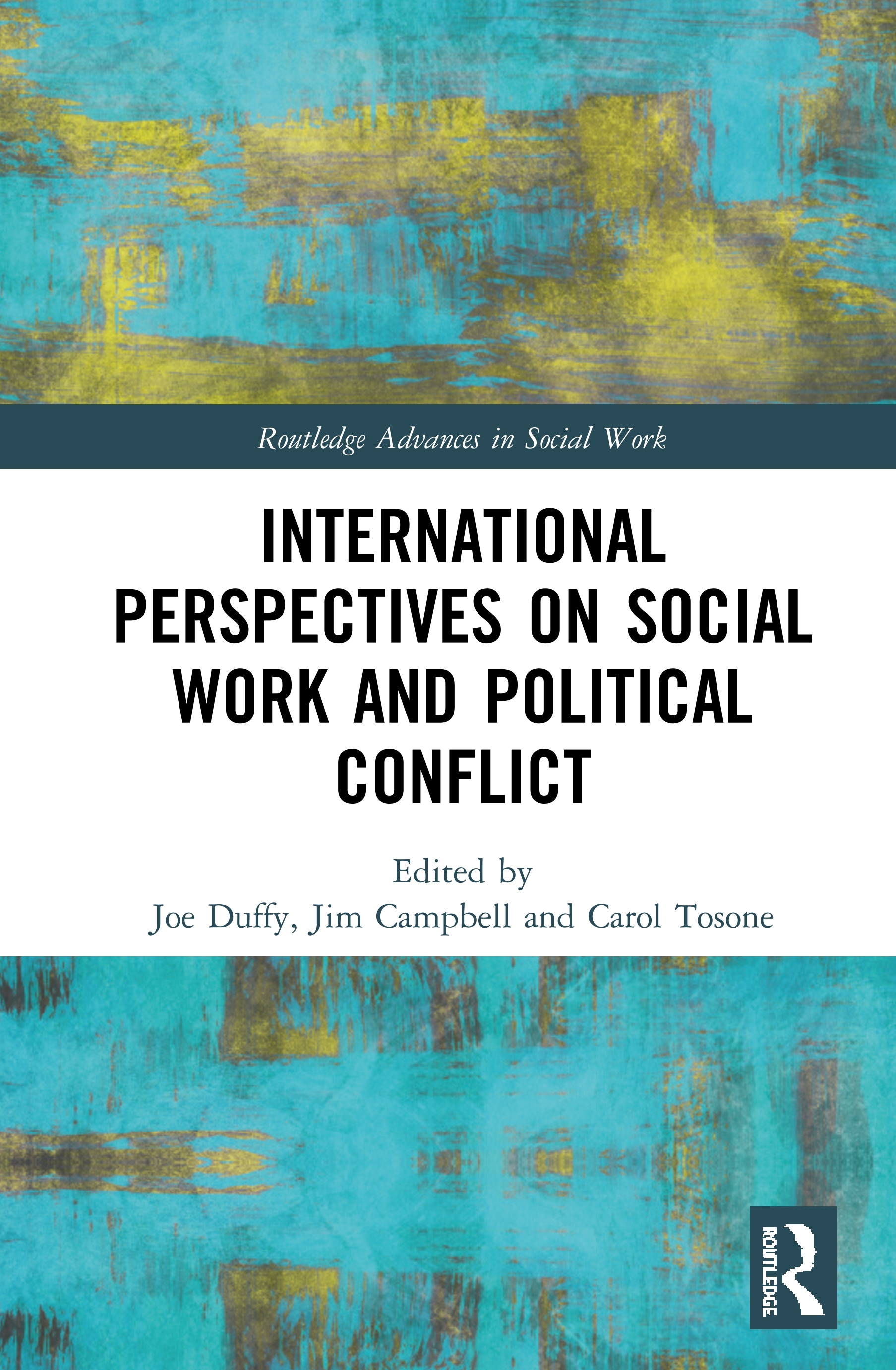 International Perspectives on Social Work and Political Conflict book cover
