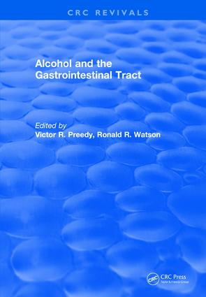 Revival: Alcohol and the Gastrointestinal Tract (1995) book cover