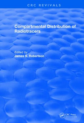 Revival: Compartmental Distribution Of Radiotracers (1983) book cover